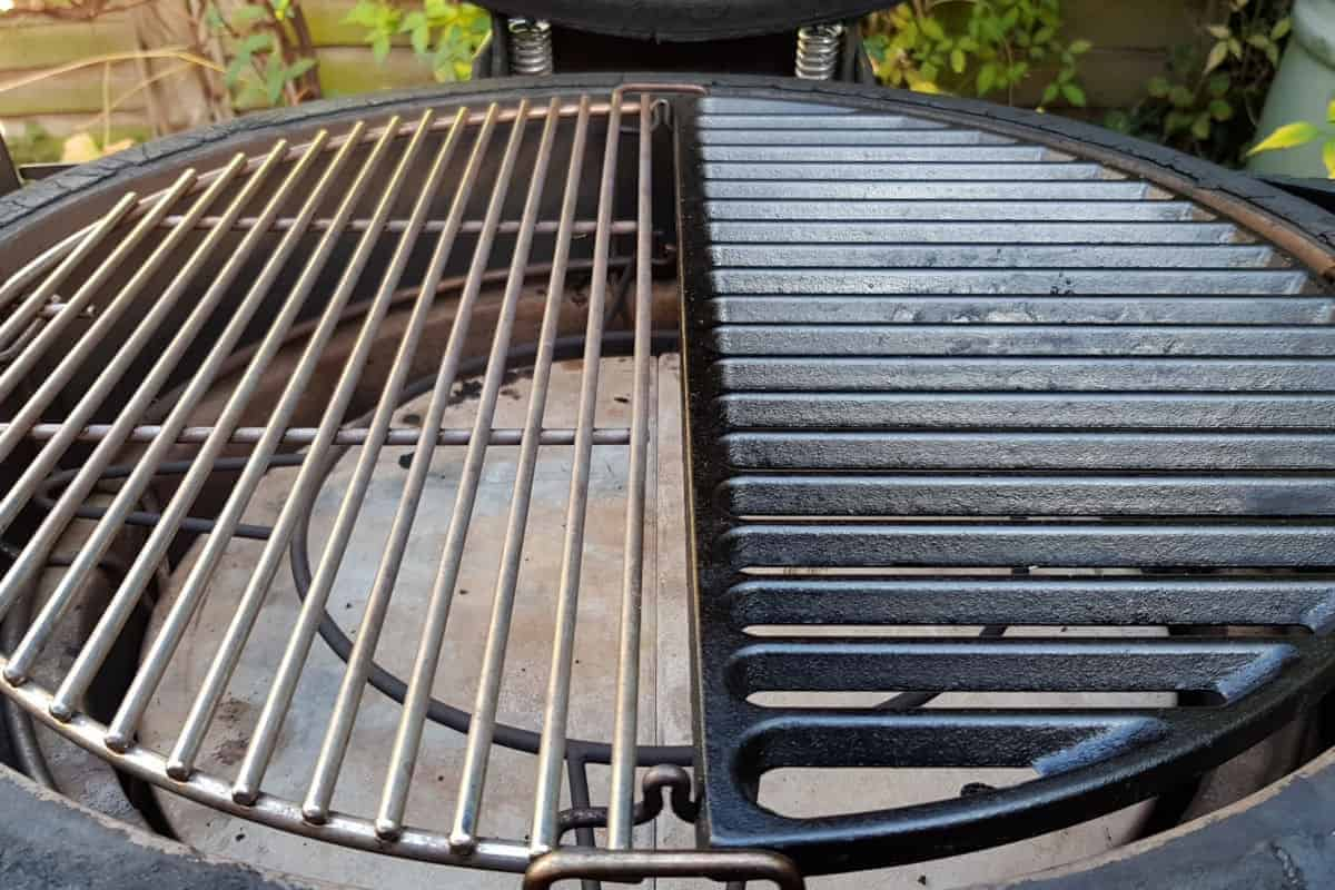 Stainless Steel Grill Grates vs Cast Iron - Which is Better and Why?