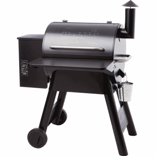 Traeger Ironwood 650 isolated on white