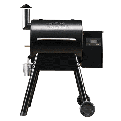 Traeger Pro 575 isolated on white