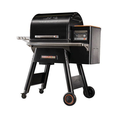 Traeger Timberline 850 isolated on white