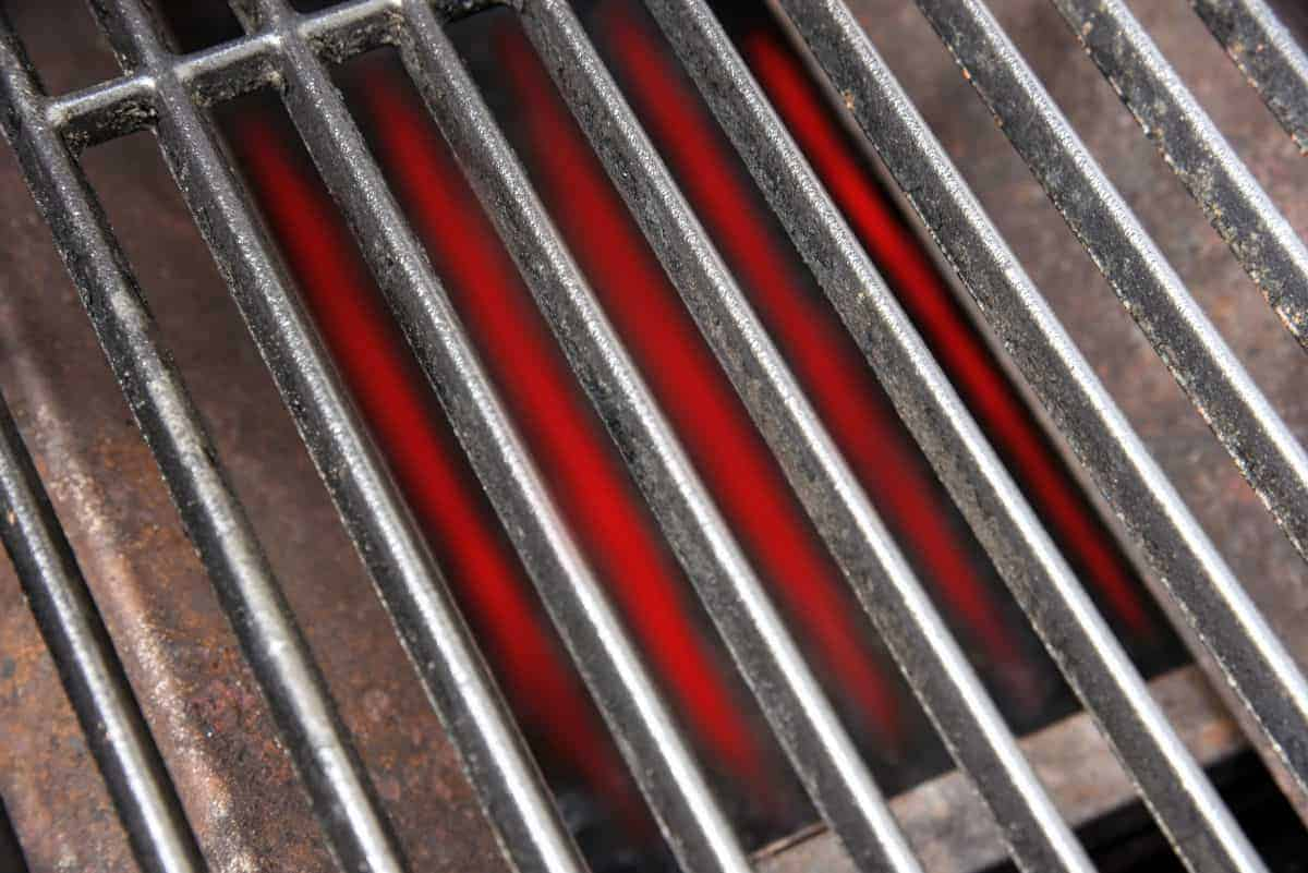 natural gas grill grates