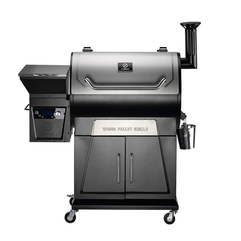 Z Grills 700 series grill isolated on white