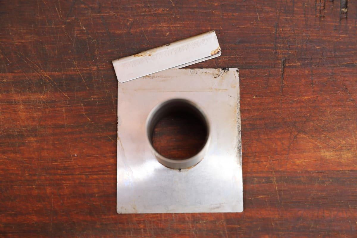The UltraQ kamado adapter plate